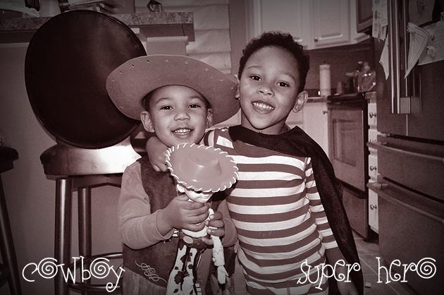 Cowboysuperheroboys