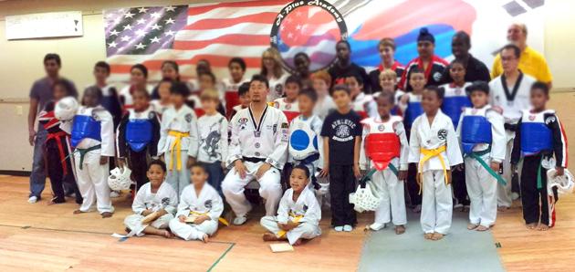 Taekwondogroup
